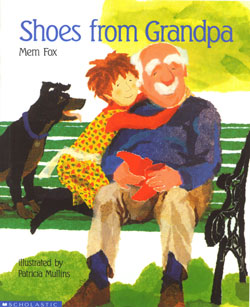 Shoes for Grandpa