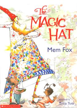 Image result for picture of magic hat by mem fox
